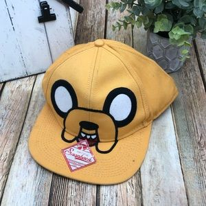 "Adventure Time Cartoon Network ""Jake"" hat"